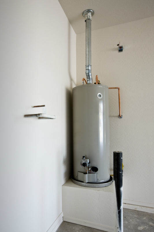 New Water Heater Purchase Energy Efficiency
